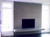 honed-lagos-blue-limestone-fireplace-with-laminated-mitered-edges