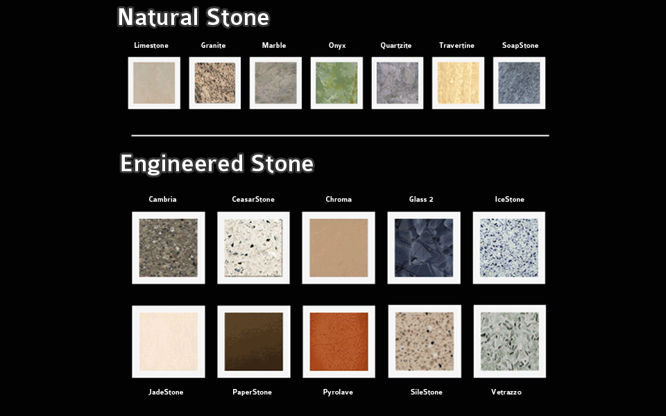 Engineered Stone Kitchen Countertops Cost